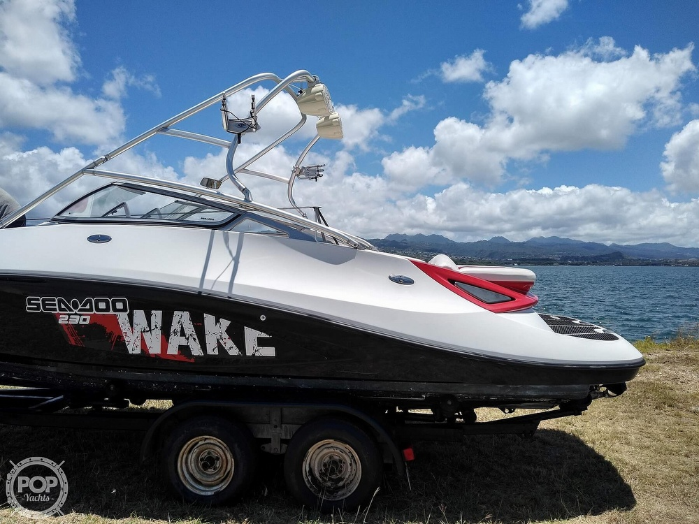 2007 Sea Doo PWC boat for sale, model of the boat is 230 Wake & Image # 2 of 40