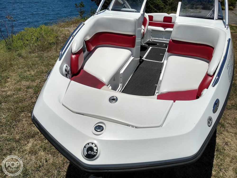 2007 Sea Doo PWC boat for sale, model of the boat is 230 Wake & Image # 5 of 40