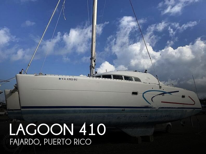 Used Lagoon Boats For Sale by owner | 2001 Lagoon 410