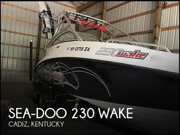 Used Sea-Doo Boats For Sale by owner | 2008 Sea-Doo 230 Wake