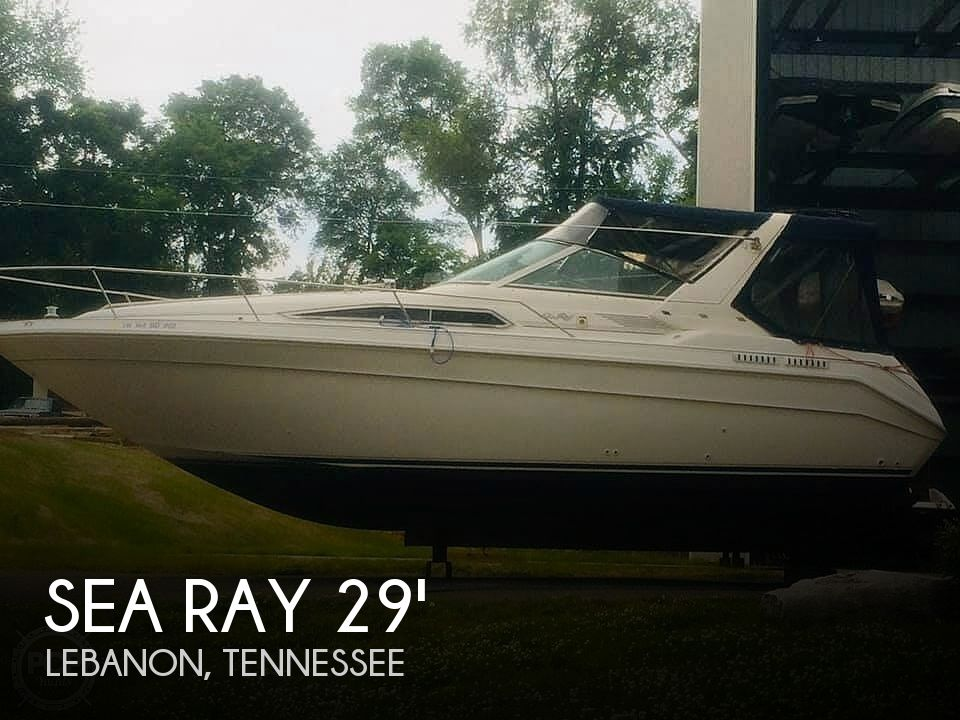 Used Sea Ray 300 Sundancer Boats For Sale by owner | 1992 Sea Ray 300 sundancer