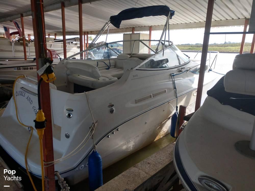 2003 Bayliner boat for sale, model of the boat is 245 Ciera & Image # 7 of 10