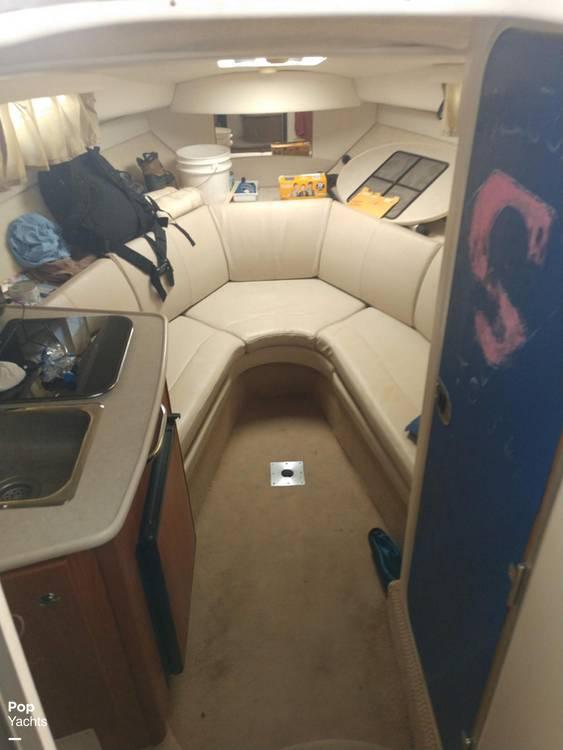 2003 Bayliner boat for sale, model of the boat is 245 Ciera & Image # 9 of 10