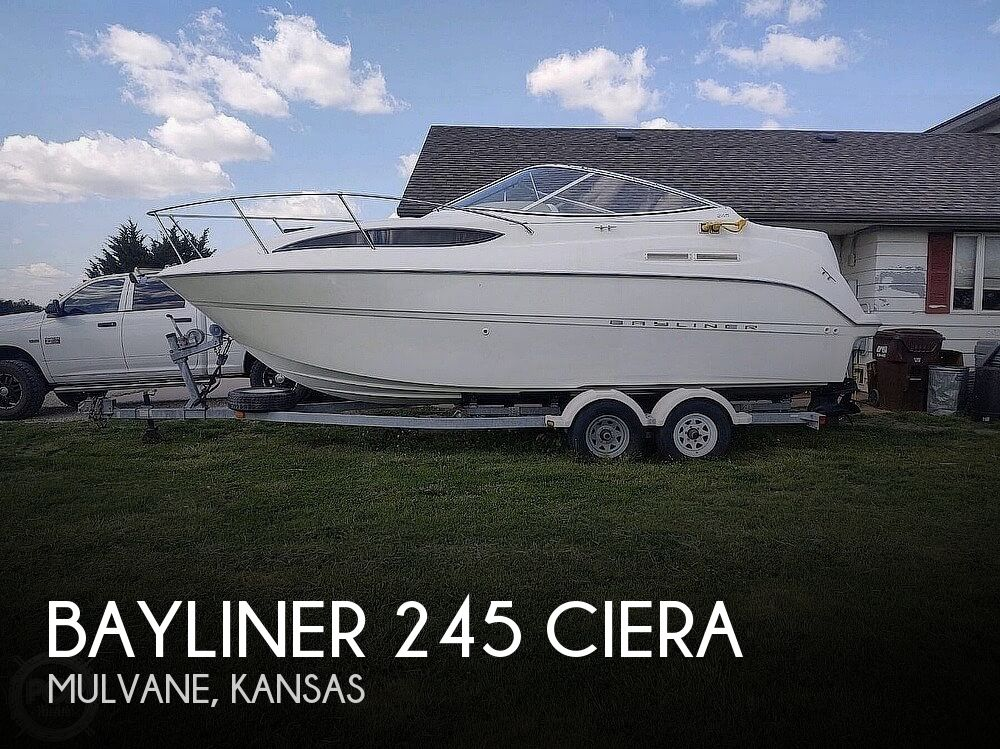 2003 BAYLINER 245 CIERA for sale