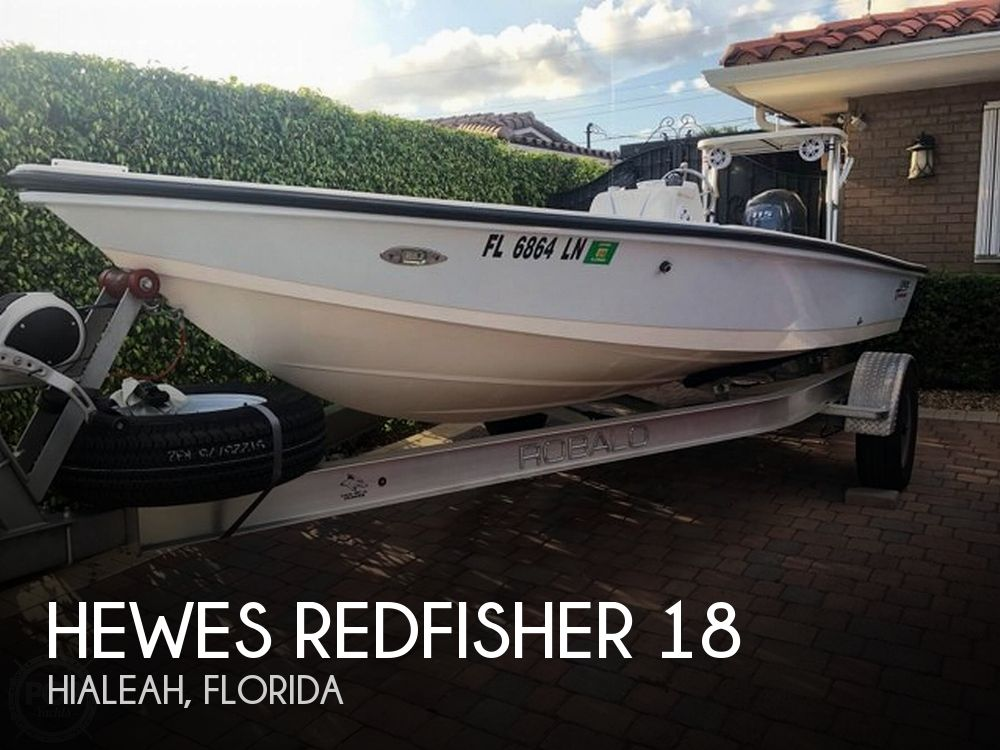 Used HEWES Boats For Sale by owner | 2001 Hewes Redfisher 18