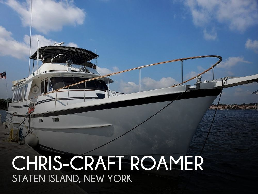 1976 CHRIS CRAFT ROAMER for sale
