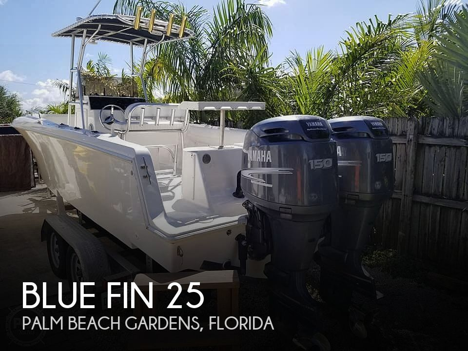 Used Blue Fin Boats For Sale by owner | 1998 Blue Fin 25