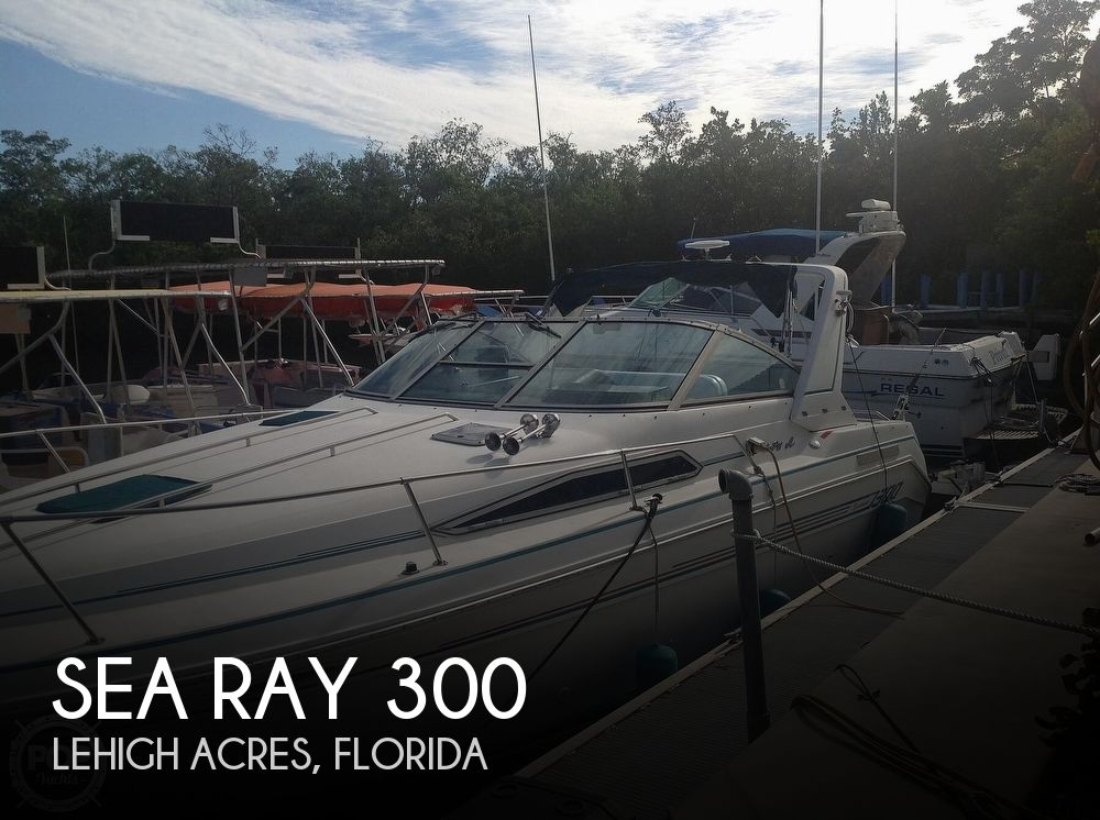 Used Sea Ray 300 Sundancer Boats For Sale by owner | 1993 Sea Ray 300 Sundancer