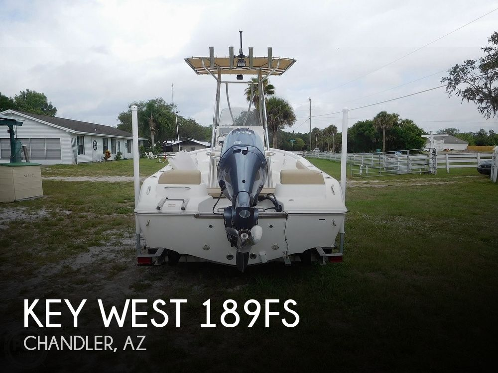 2019 KEY WEST 189FS for sale