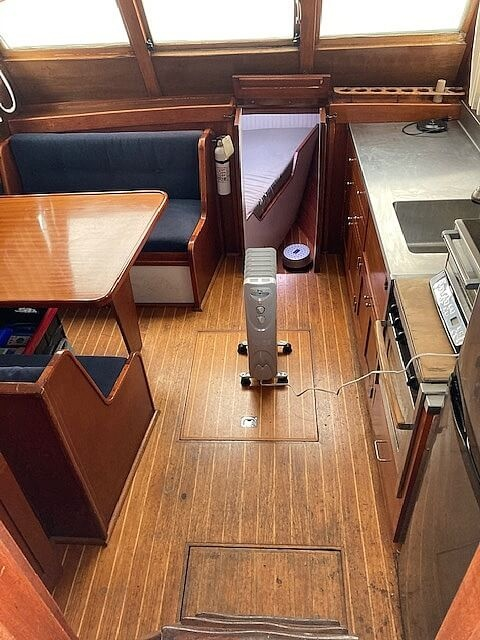 1944 Custom boat for sale, model of the boat is Navy MK 5 Picket Boat/Conversion & Image # 4 of 40
