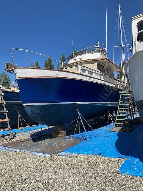 1944 Custom boat for sale, model of the boat is Navy MK 5 Picket Boat/Conversion & Image # 2 of 40