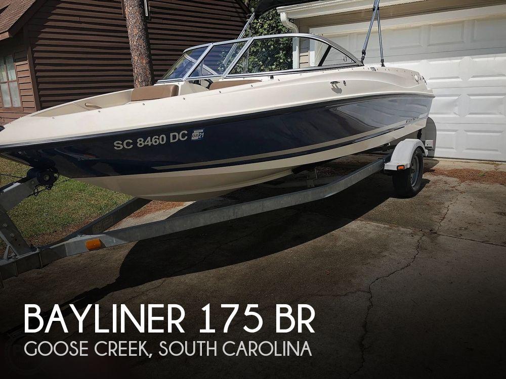 Used Bayliner 175 Boats For Sale by owner   2015 Bayliner 175 BR