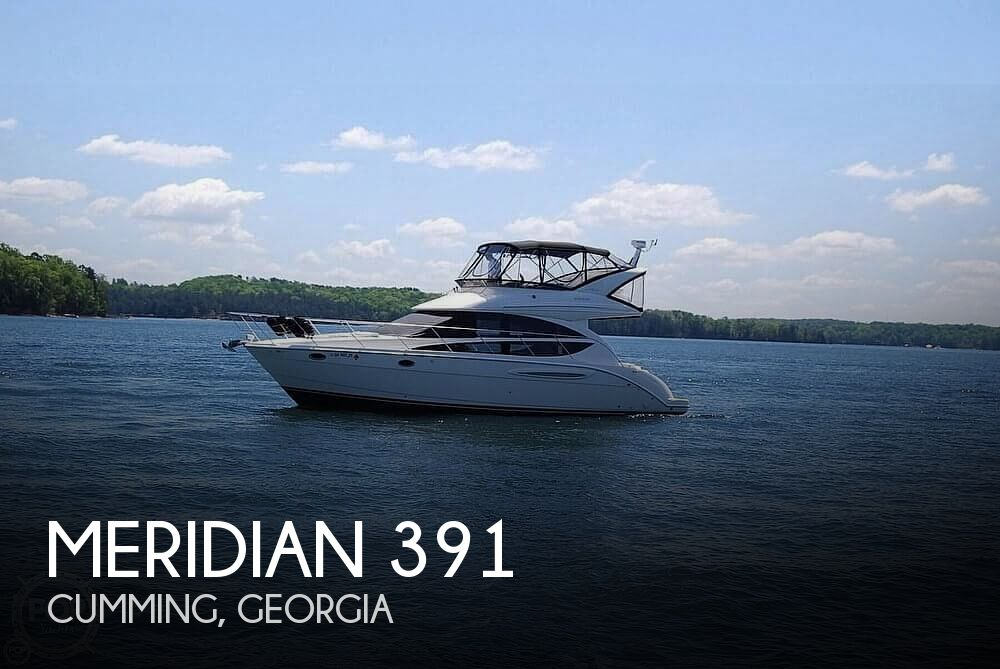Used Boats For Sale in Atlanta, Georgia by owner | 2008 Meridian 391