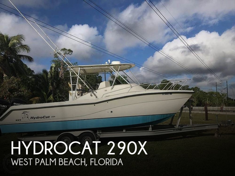 Used Hydrocat Boats For Sale by owner | 1997 Hydrocat 29