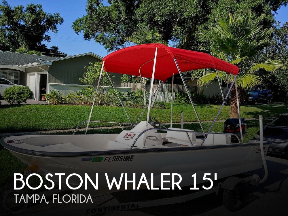 Used Boston Whaler 15 Boats For Sale by owner | 2003 Boston Whaler 150 Super Sport