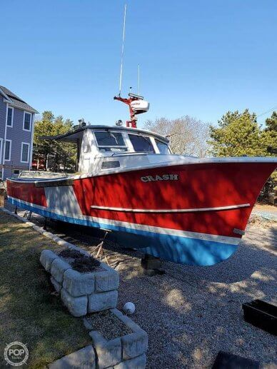 Harris 36, 36, for sale - $55,000