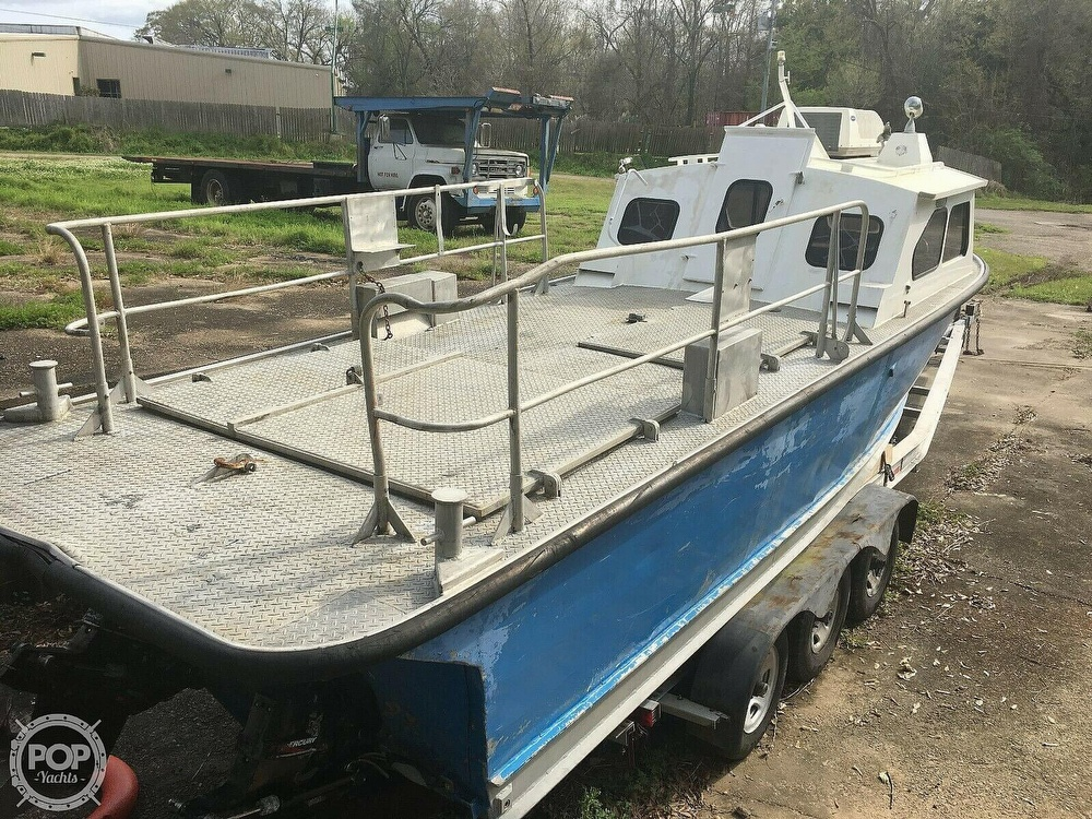 1976 Lafco boat for sale, model of the boat is 29 Aluminum & Image # 5 of 40