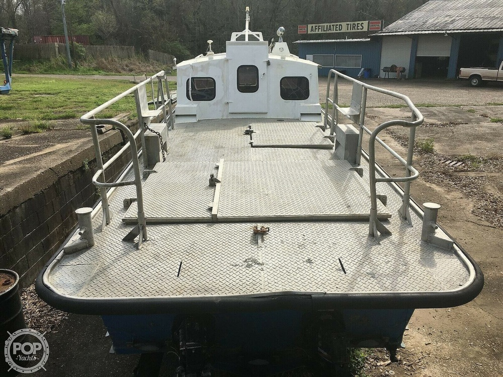 1976 Lafco boat for sale, model of the boat is 29 Aluminum & Image # 9 of 40