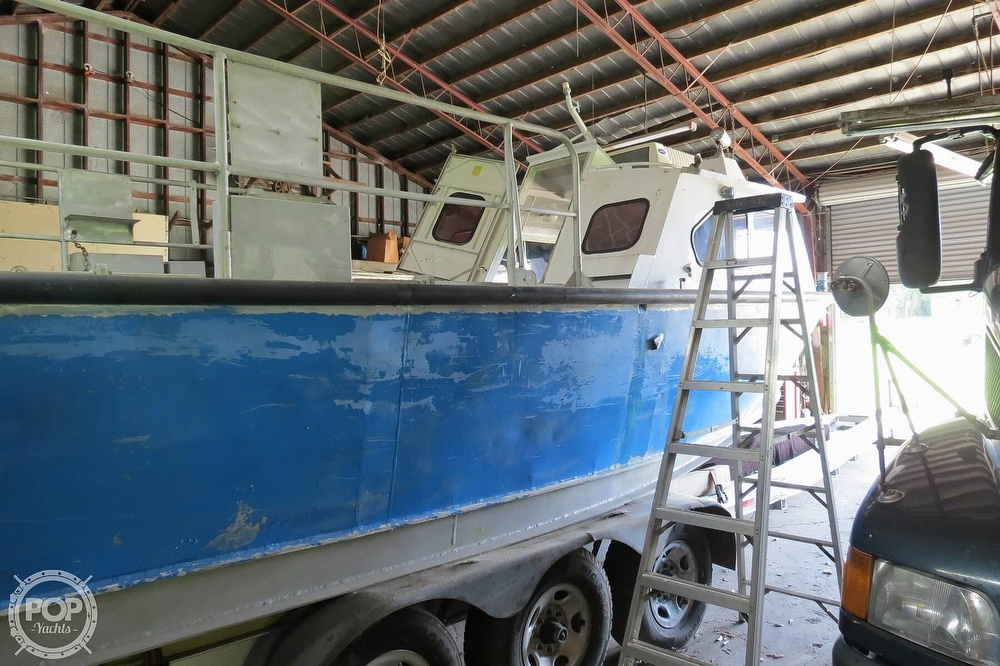 1976 Lafco boat for sale, model of the boat is 29 Aluminum & Image # 27 of 40