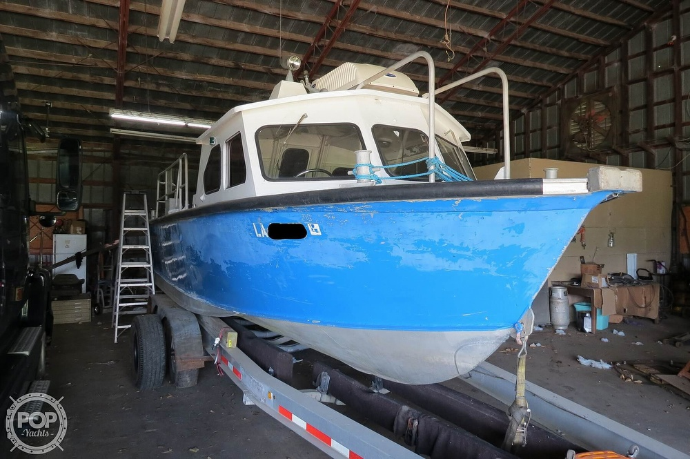 1976 Lafco boat for sale, model of the boat is 29 Aluminum & Image # 2 of 40