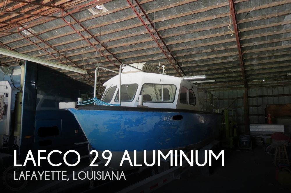 1976 Lafco boat for sale, model of the boat is 29 Aluminum & Image # 1 of 40