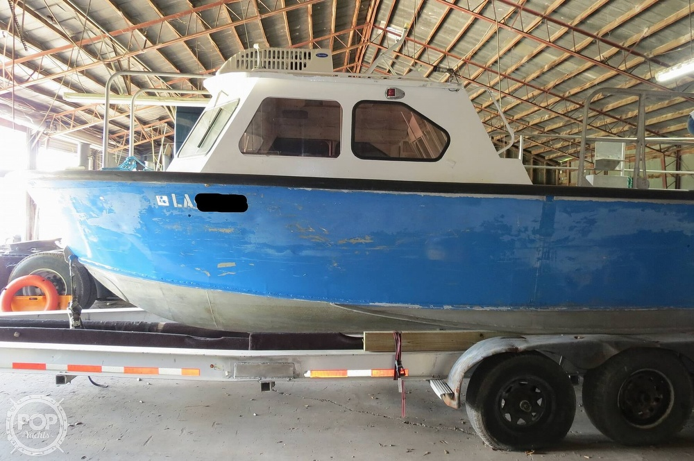 1976 Lafco boat for sale, model of the boat is 29 Aluminum & Image # 3 of 40