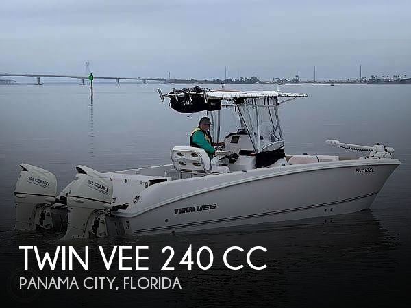 Used Twin Vee Boats For Sale by owner | 2020 Twin Vee 24
