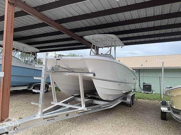 2020 Twin Vee boat for sale, model of the boat is 240 CC & Image # 3 of 6