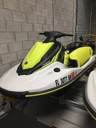 Yamaha EX, PWC, for sale - $19,990