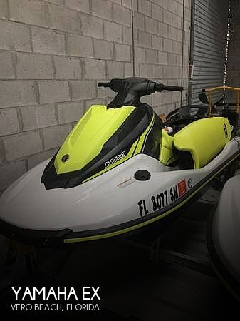 2020 YAMAHA EX for sale