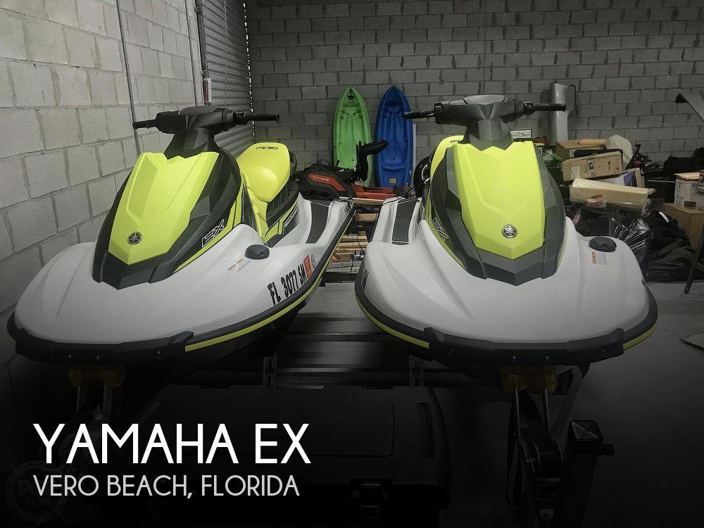 2020 YAMAHA EX for sale
