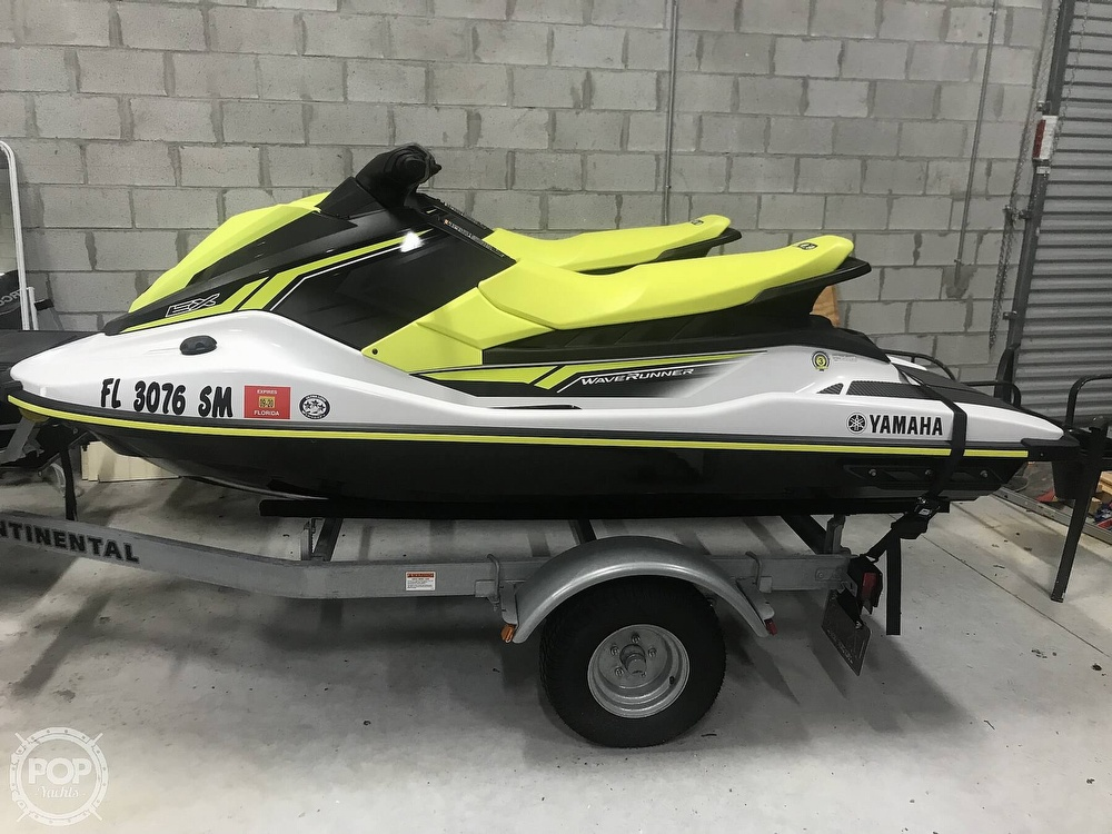 2020 Yamaha boat for sale, model of the boat is EX & Image # 17 of 26
