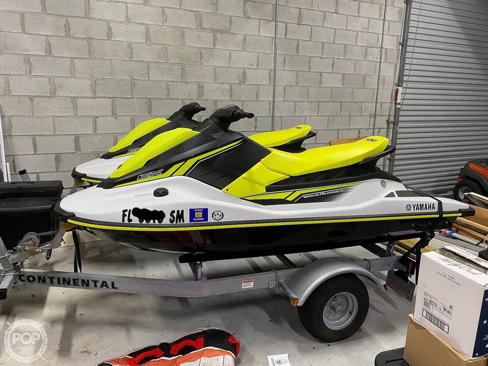 2020 Yamaha boat for sale, model of the boat is EX & Image # 19 of 21