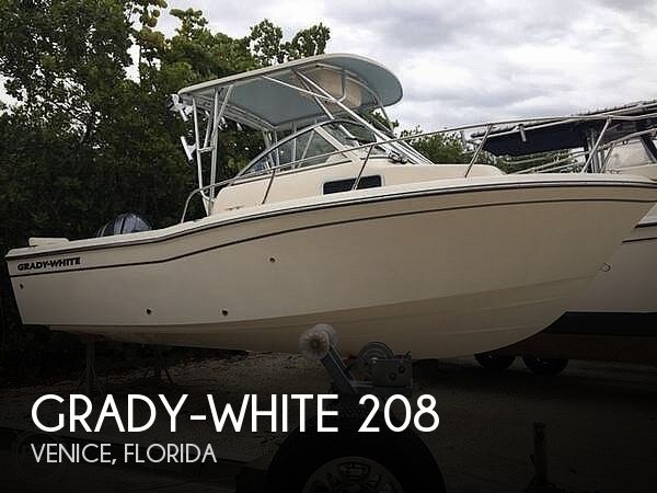 Used Ski Boats For Sale in Florida by owner | 2020 Grady-White Adventure 208