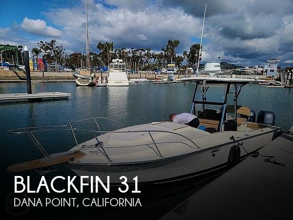 Used Blackfin Boats For Sale by owner | 1984 Blackfin 31