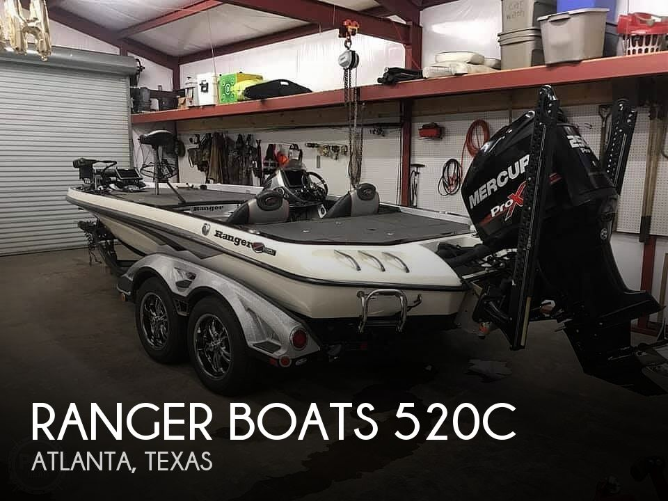 Used Boats For Sale in Longview, Texas by owner | 2016 Ranger Boats 520c