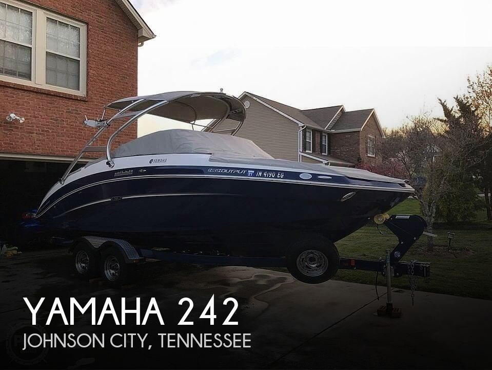 Used Boats For Sale in Asheville, North Carolina by owner | 2014 Yamaha 242 Limited S