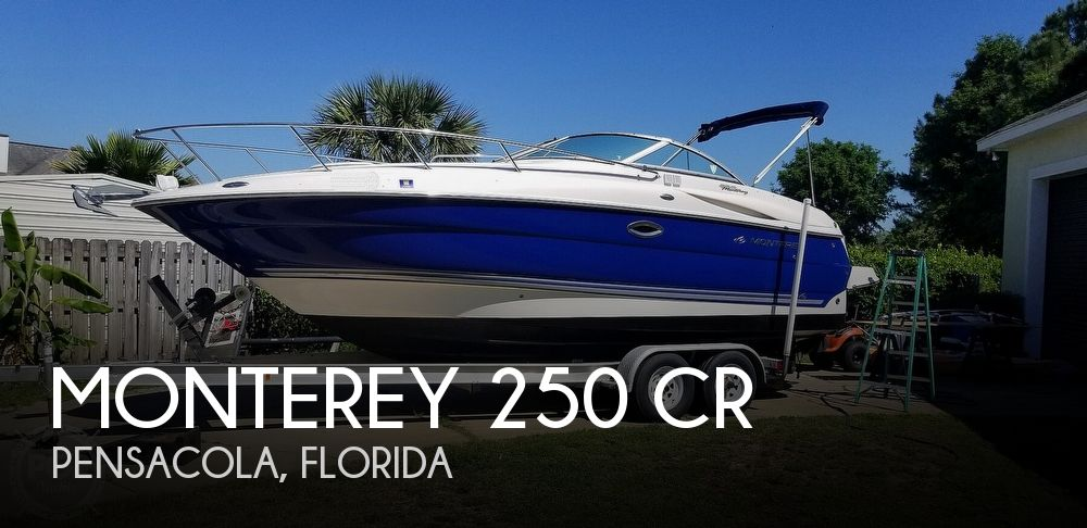 2006 MONTEREY 250 CR for sale