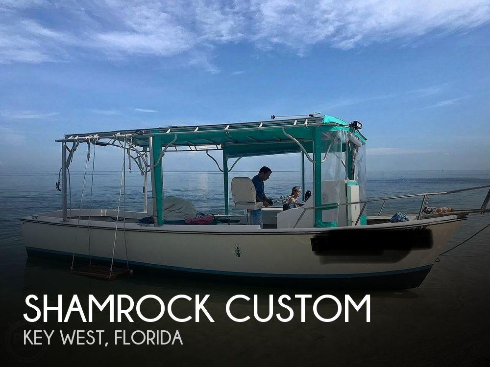 Used Shamrock Boats For Sale by owner | 1988 25 foot Shamrock custom