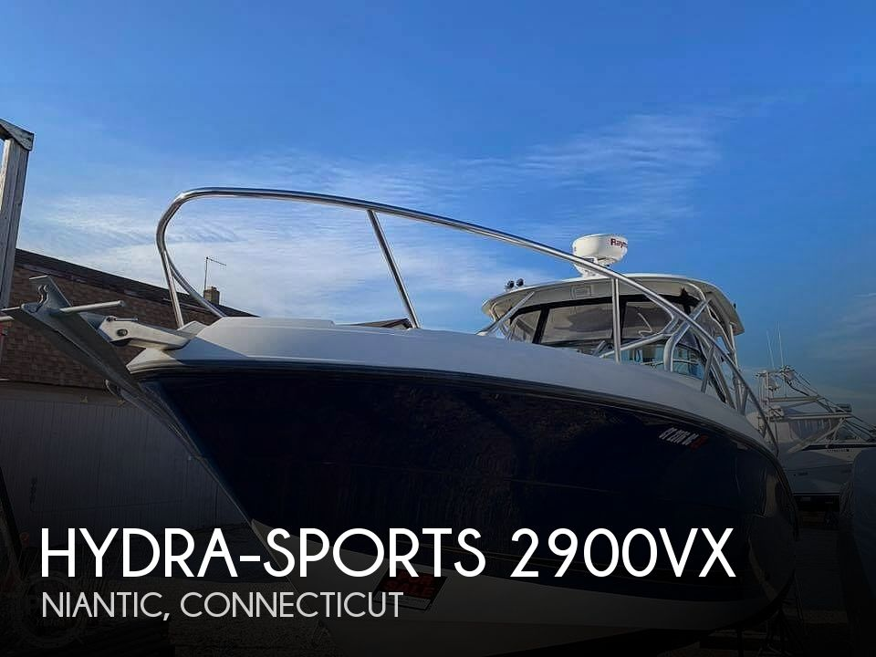 Used Hydra-Sports Boats For Sale by owner   2006 Hydra-Sports 2900vx