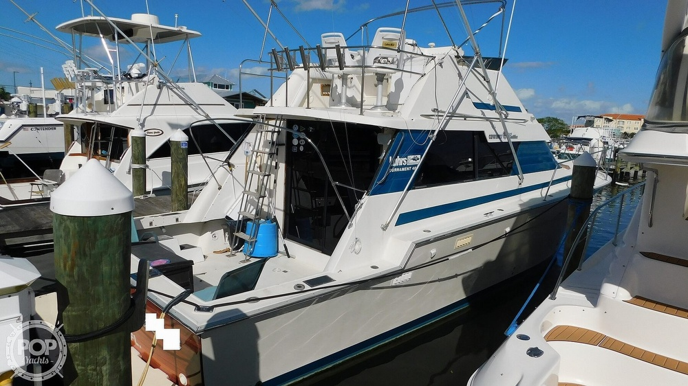 1987 Luhrs boat for sale, model of the boat is 400 Tournament & Image # 2 of 40