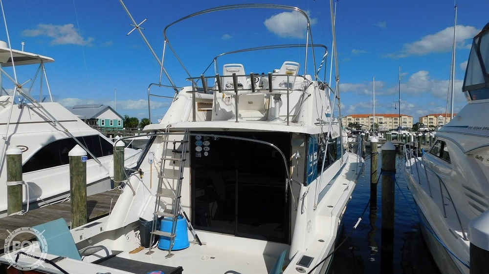 1987 Luhrs boat for sale, model of the boat is 400 Tournament & Image # 3 of 40