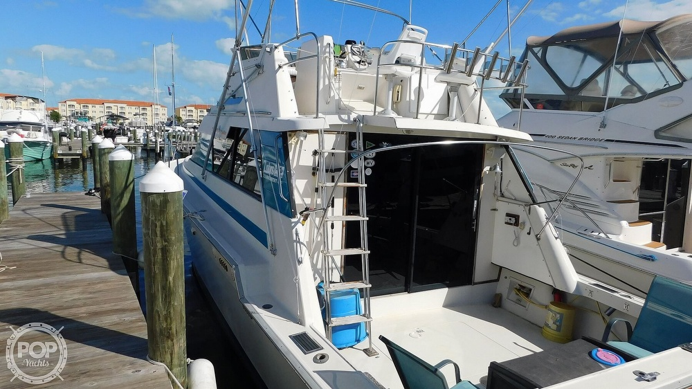 1987 Luhrs boat for sale, model of the boat is 400 Tournament & Image # 5 of 40