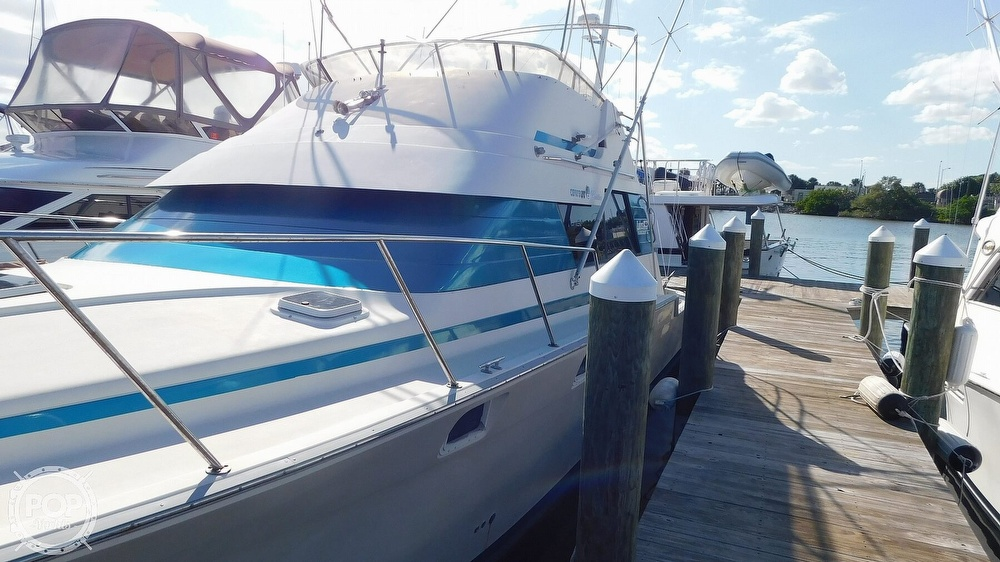 1987 Luhrs boat for sale, model of the boat is 400 Tournament & Image # 10 of 40