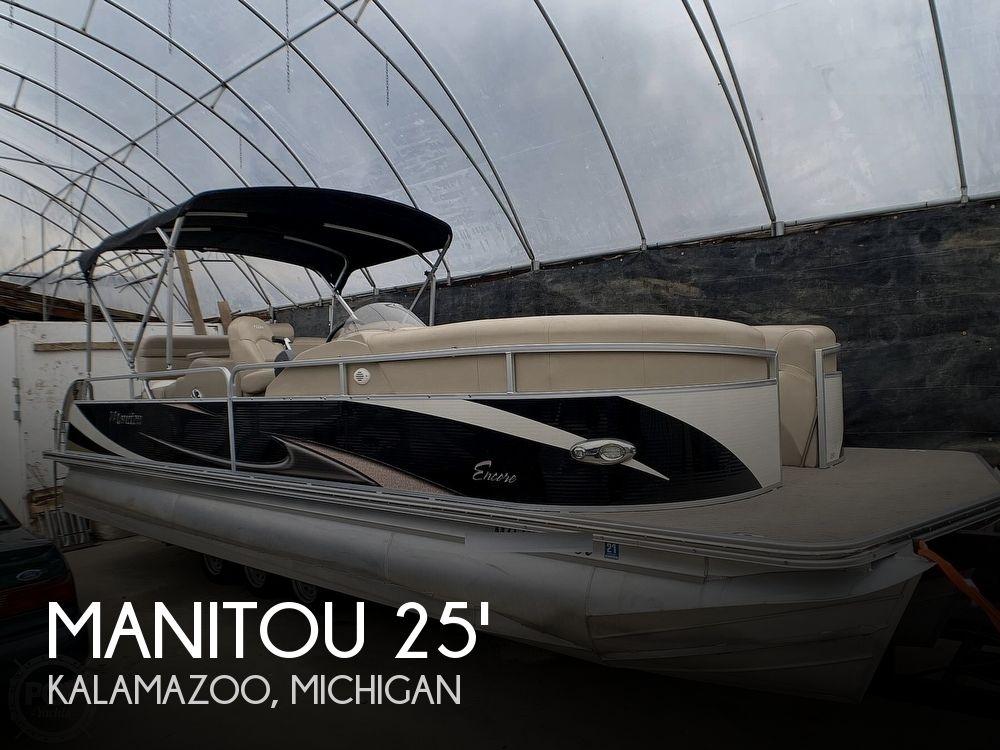 2011 MANITOU 250 ENCORE SHP for sale