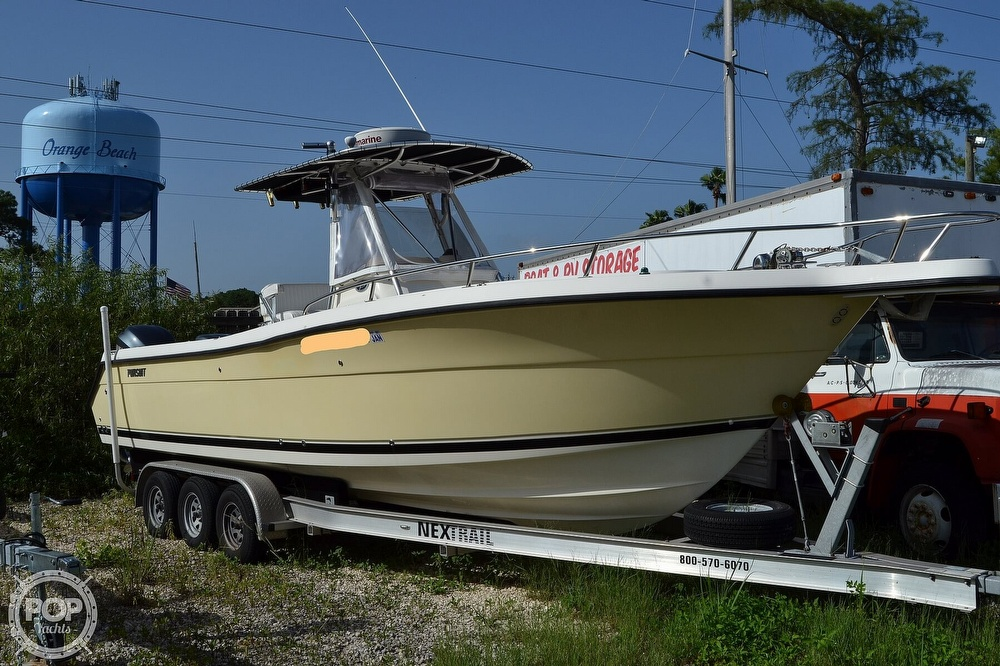 2006 Pursuit boat for sale, model of the boat is 2870 CC & Image # 5 of 40