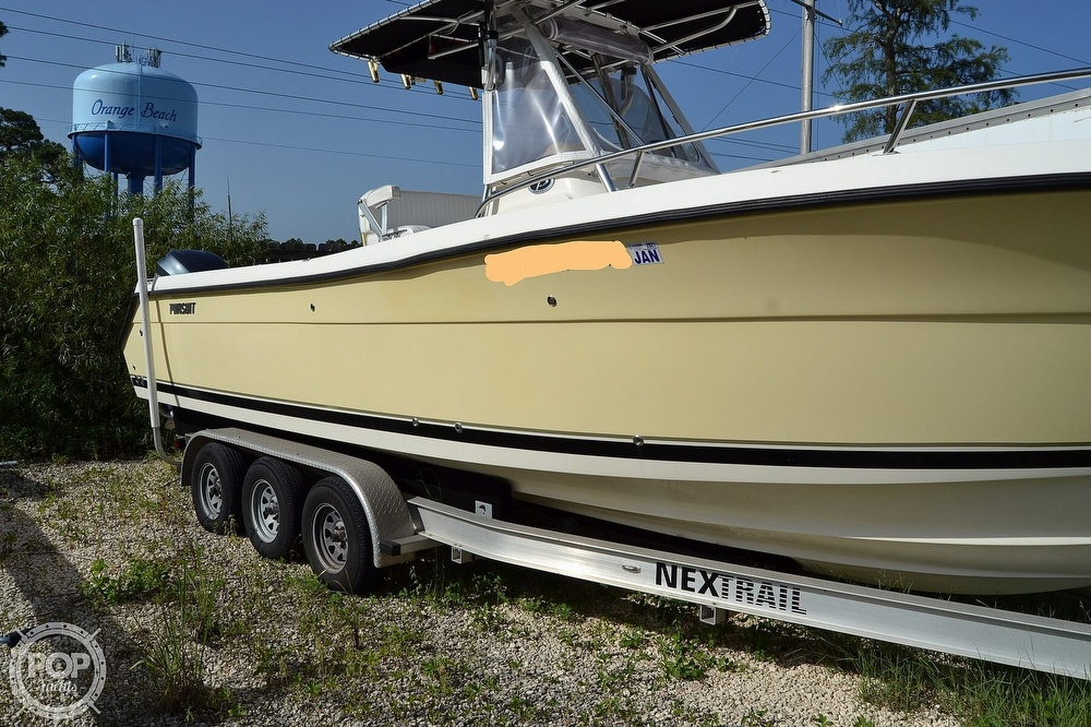 2006 Pursuit boat for sale, model of the boat is 2870 CC & Image # 11 of 40