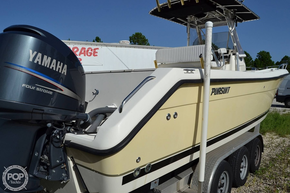 2006 Pursuit boat for sale, model of the boat is 2870 CC & Image # 2 of 40