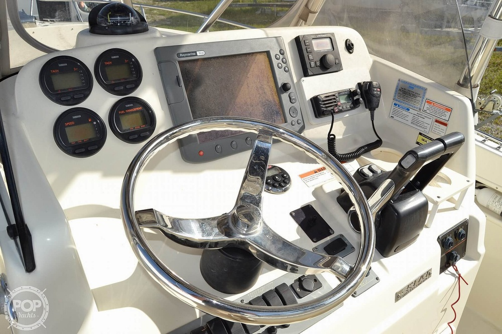 2006 Pursuit boat for sale, model of the boat is 2870 CC & Image # 3 of 40