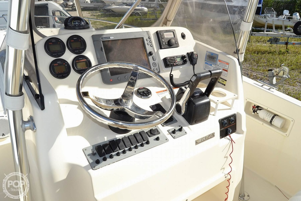 2006 Pursuit boat for sale, model of the boat is 2870 CC & Image # 28 of 40